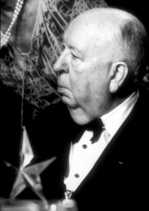 Alfred Hitchcock at theLifetime Achievement Awards. © 1979 CBSPhoto by Gabi Rona - Image 0017_0037