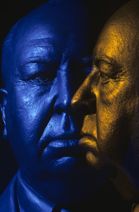 Alfred Hitchcock1985© 1985 Mario Casilli - Image 0017_2066