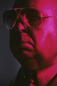 Alfred Hitchcock 1985 © 1985 Mario Casilli - Image 0017_2085