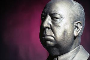 Alfred Hitchcock 1985 © 1985 Mario Casilli - Image 0017_2086