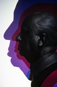 Alfred Hitchcock 1985 © 1985 Mario Casilli - Image 0017_2087