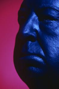 Alfred Hitchcock 1985 © 1985 Mario Casilli - Image 0017_2088