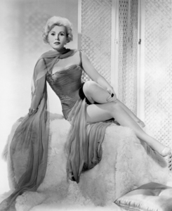 """Zsa Zsa Gabor in """"Queen of Outer Space""""1958** I.V. - Image 0018_0310"""