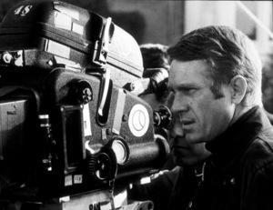 "Steve McQueenon the set of ""Bullitt""in San Francisco CA1968 Warner Bros.MPTV - Image 0019_0824"