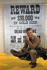 "Steve McQueen in ""Wanted: Dead or Alive""1959© 1978 Gene Trindl - Image 0019_0840"