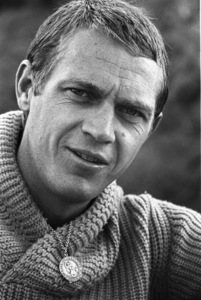 Steve McQueen at his Hollywood Hills home on Solar Drive1960© 1978 Sid Avery - Image 0019_0852