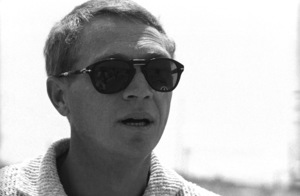 Steve McQueen at the Riverside Raceway in Riverside, CA1966 © 1978 Chester Maydole - Image 0019_0888