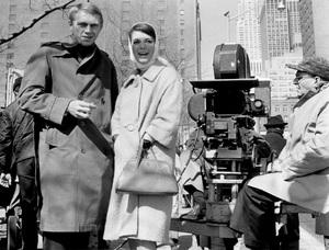 """Love with the Proper Stranger""Steve McQueen, Natalie Wood1963 Paramount Pictures** I.V. - Image 0019_0957"