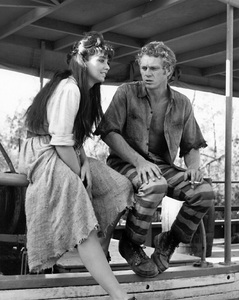 """Nevada Smith""Suzanne Pleshette, Steve McQueen1966 Paramount Pictures** I.V. - Image 0019_0967"