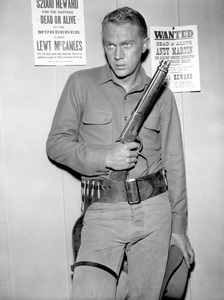 """""""Wanted: Dead or Alive""""Steve McQueencirca 1958** I.V. - Image 0019_0990"""