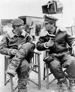 """The War Lover""Robert Wagner, Steve McQueen1962 Columbia Pictures** I.V. - Image 0019_1001"