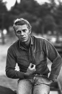 "Steve McQueen during the making of ""Nevada Smith""1966 © 1978 Chester Maydole - Image 0019_1110"