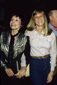 Neile McQueen and daughter Terrycirca 1980s © 1980 Gary Lewis - Image 0019_1124