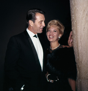 Dinah Shore with husband George Montgomerycirca 1950s© 1978 David Sutton - Image 0020_0675