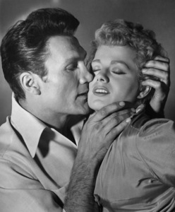 """I Died a Thousand Times""Jack Palance, Shelley Winters1955 Warner BrothersPhoto by Bert Six - Image 0021_0469"