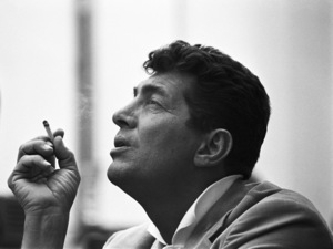 Dean Martin during a break from his television show in Hollywood1961© 1986 Sid Avery - Image 0022_0007