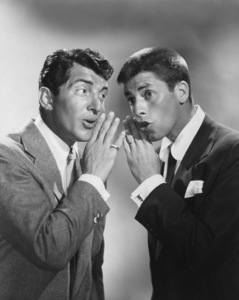 Dean Martin and Jerry Lewis1956Photo by Bud Fraker - Image 0022_0212