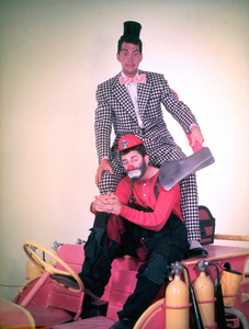 Dean Martin and Jerry Lewis, 1955. © 1978 Bud Fraker - Image 0022_0213