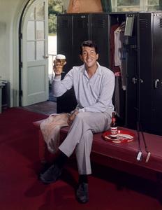 Dean Martin posing for a Rheingold beer advertisement1955 © 1978 Paul Hesse - Image 0022_1006