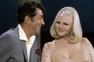 "Dean Martin and Peggy Lee on ""The Dean Martin Show""February 1967© 1978 Ed Thrasher - Image 0022_1203"