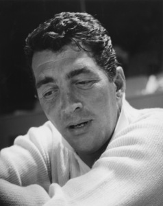 """Dean Martin on the set of""""The Dean Martin Show,"""" 1965.Photo by Gerald Smith - Image 0022_1225"""