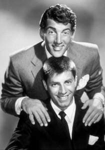 Dean Martin and Jerry Lewis, 1950.Photo by Gerald Smith - Image 0022_1226