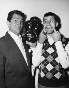 Dean Martin and Jerry Lewiscirca 1950Photo by Gerald Smith - Image 0022_1228