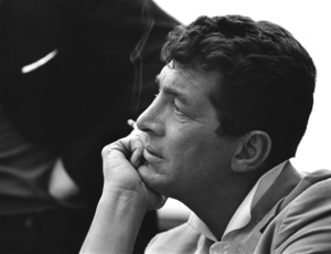 Dean Martin During a Recording Sessionin Los Angeles1961 © 1978 Sid AveryMPTV - Image 0022_1243