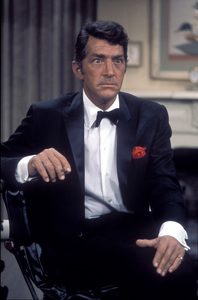 "Dean Martin on ""The Dean Martin Show,""c. 1967. © 1978 Ed Thrasher - Image 0022_1268"