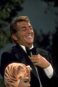 "Dean Martin on ""The Dean Martin Show,""c. 1970. © 1978 Ed Thrasher - Image 0022_1320"