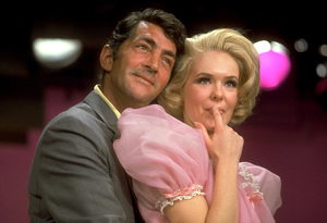 """Dean Martin with guest in """"The Dean Martin Show,"""" c. 1967. © 1978 Ed Thrasher - Image 0022_1366"""