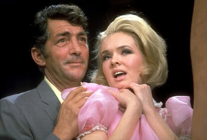 """Dean Martin with guest in """"The Dean Martin Show,"""" c. 1967. © 1978 Ed Thrasher - Image 0022_1367"""