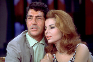 """Dean Martin with guest in """"The Dean Martin Show,""""c. 1967. © 1978 Ed Thrasher - Image 0022_1371"""