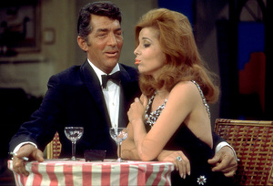 """Dean Martin with guest in""""The Dean Martin Show,"""" c. 1967. © 1978 Ed Thrasher - Image 0022_1387"""