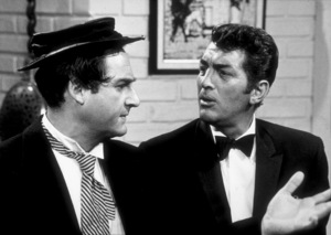 Dean Martin with Sid Caeser, c. 1965. © 1978 Gerald Smith - Image 0022_1402