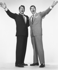 Dean Martin & Jerry Lewiscirca 1954**I.V. - Image 0022_1465