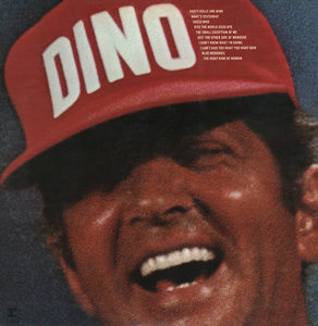 """Dino"" (Album Cover)Dean Martin1972Art Direction and Photography by Ed Thrasher - Image 0022_1471"