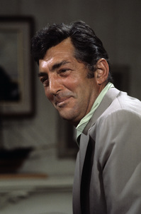 "Dean Martin on ""The Dean Martin Show"" 1967 © 1978 Ed Thrasher - Image 0022_1474"