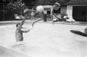 Dean Martin at home1958© 1978 Bob Willoughby - Image 0022_1499