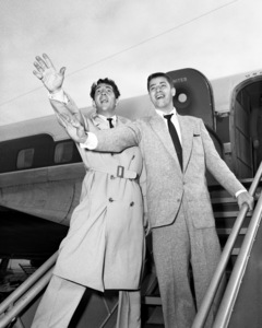 Dean Martin and Jerry Lewiscirca 1950© 1978 Barry Kramer - Image 0022_1627