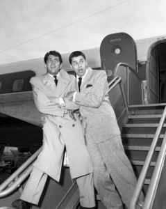 Dean Martin and Jerry Lewiscirca 1950© 1978 Barry Kramer - Image 0022_1632