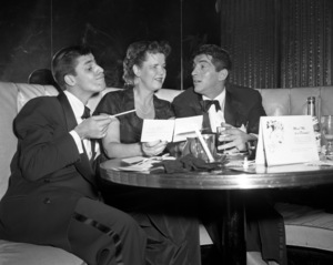 Dean Martin and Jerry Lewiscirca 1950© 1978 Barry Kramer - Image 0022_1636