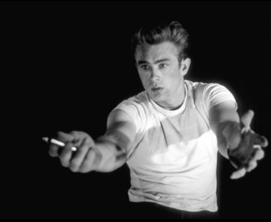 """James Dean in """"Rebel Without A Cause""""1955 - Image 0024_0241"""