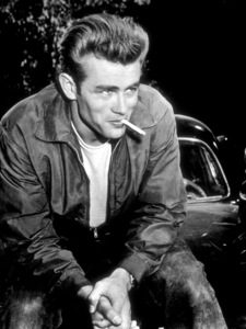 """James Dean in """"Rebel Without A Cause.""""1955 Warner /  MPTVPhoto by Floyd McCarty - Image 0024_0304"""
