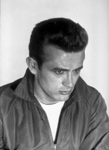 """James Dean publicity photo for""""Rebel Without A Cause.""""1955 Warner / MPTVPhoto by Floyd McCarty - Image 0024_0305"""