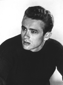 """James Dean publicity photo for""""Rebel Without A Cause.""""1955 Warner / MPTVPhoto by Floyd McCarty - Image 0024_0306"""