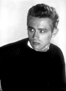 """James Dean publicity photo for""""Rebel Without A Cause.""""1955 Warner / MPTVPhoto by Floyd McCarty - Image 0024_0307"""