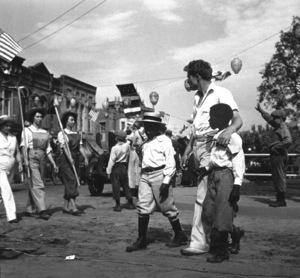 "James Dean in ""East of Eden.""1955 Warner / MPTVPhoto by Floyd McCarty - Image 0024_0319"