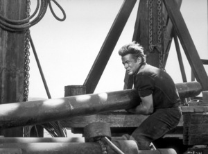 """James Dean in """"Giant.""""1955 Warner / MPTVPhoto by Floyd McCarty - Image 0024_0427"""