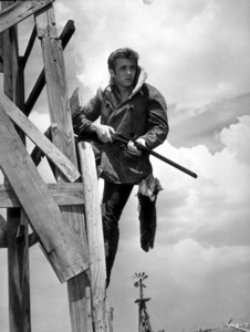 """James Dean in """"Giant.""""1955 Warner / MPTVPhoto by Floyd McCarty - Image 0024_0432"""